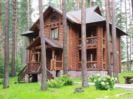 Отель Орлиное Гнездо