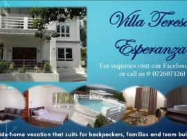 Villa Teresa Esperanza
