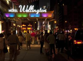 Wellington Hotel, New York City
