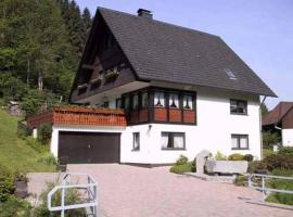 Haus Engelke, Gremmelsbach (Am Bach yakınında)