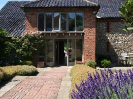 Reeds Barn, Little Walsingham (рядом с городом Great Snoring)