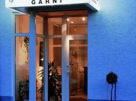 Hotel Pilar Garni