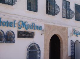 Hôtel Medina, Сус