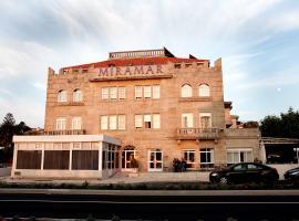 Hotel Miramar, Плайя-Америка (рядом с городом Рамальоса)