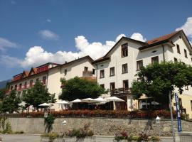 Hotel Schöntal, Филизур