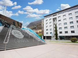 De 30 beste hotels in de buurt van IJspaleis van Andorra in ...