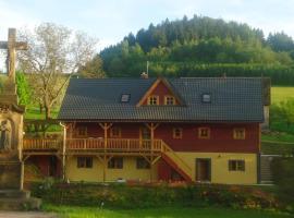 Apartment Potoci, Mladé Buky (Hertvíkovice yakınında)