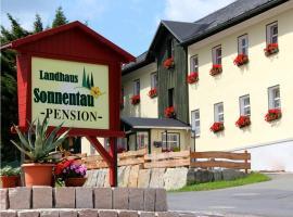 Landhaus Sonnentau, Johanngeorgenstadt (Potŭčky yakınında)