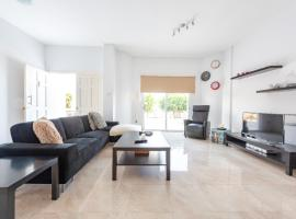 Exclusive Modern apartment in Trachoni, Limassol.