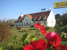 Barokk Hotel, Хедьешхалом (рядом с городом Levél)