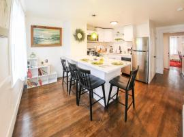 2 BR by Boston Harbor & Airport