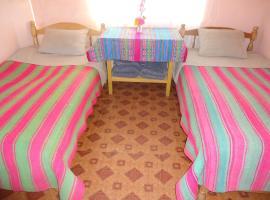 Anapia Lodge, Anapia (Huatajata yakınında)