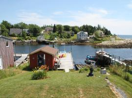 Sal's Bed and Breakfast by the Sea, Herring Cove