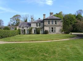 Gardenvale Manor House B&B, Stranocum (рядом с городом Gracehill)