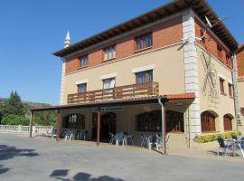 Hotel el Molino, Pancorbo (Santa Gadea del Cid yakınında)