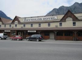 Reynolds Hotel, Lillooet