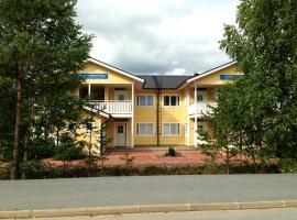 Huoneistohotelli Lumihovi, Jämijärvi