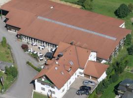 Landhotel Wiesenhof, Heroldstatt (Schelklingen yakınında)