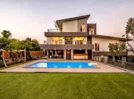 Gorai Beach • Private Pool Villa • 3.5 Bed