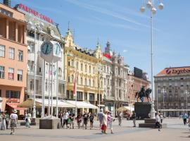 Angel Main Square Zagreb