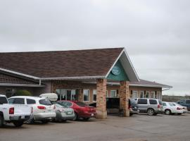 Moosomin Country Squire Inn, Moosomin (Kenosee Park yakınında)