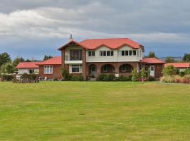 Te Anau Lodge, Te Anau