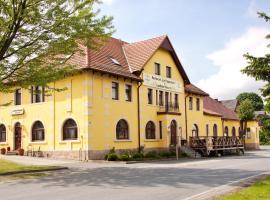 Landhotel Wesenitz, Stolpen (Lauterbach yakınında)
