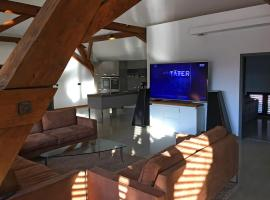 Das Haus am See Polsdorf 22d Luxus-Loft