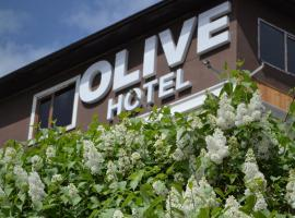 Olive hotel
