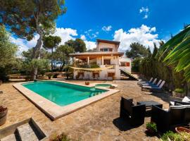 Spectacular Villa Veronica - 100mt to the Beach, Seaview & Private Pool
