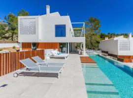 Sky - Brand New Luxury Villa Infinity Pool & Views