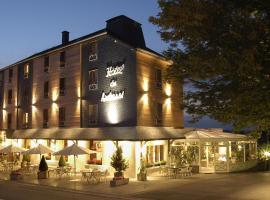 Hotel des Ardennes, Corbion