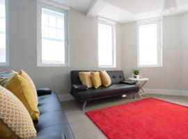 Crystal apartment