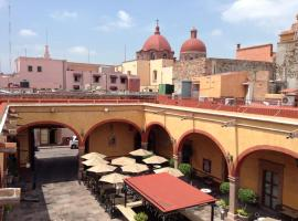Hotel Quinta Santiago, Querétaro