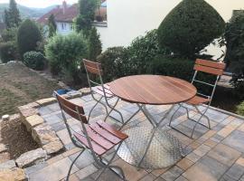 Studio Ochsenfurt Kleinochsenfurt mit Garten