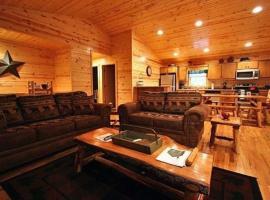 Hillside Cabin 595 GA Highway Cabin