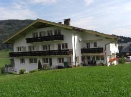 Gästehaus Boersch, Рицлерн