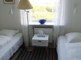 Rosenhuset - lille værelse 1 eller 2 pers.