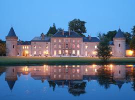 Le Domaine Chateau du Faucon, Donchery (рядом с городом Vrigne-aux-Bois)