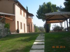Azienda Agrituristica Il Moraiolo, Foligno (Vescia yakınında)