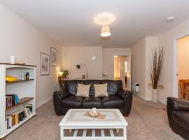Central St Andrews 2 Bed Apartment - Free Parking