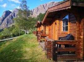 Winjum Cabin Aurland Stegastein
