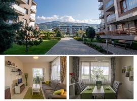 Green Vitosha Park Apartment