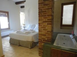 Hotel Rural Cal Torner Adults Only, Эльс-Гиаметс (рядом с городом Tivissa)