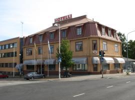Hotelli Iisalmen Seurahuone, Иисалми (рядом с городом Venäjänjärvi)