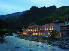 Tufenkian Avan Dzoraget Hotel, Dzoraget (T'umanyan yakınında)