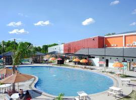 OYO 762 Dna Fun Zone Mbc Hotel