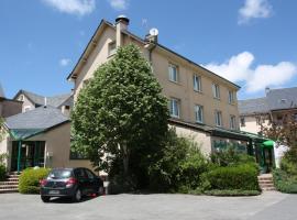 Hôtel Le Palous, Барак-де-Фрес (рядом с городом Saint-Clément)