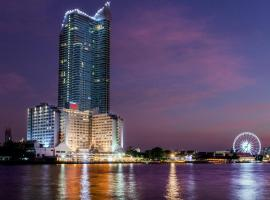 Ramada Plaza by Wyndham Bangkok Menam Riverside