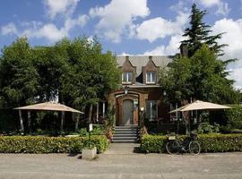 Hotel Molenwiek, Parike (Brakel yakınında)